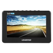 LEADSTAR 7 Inch HD Portable TV DVB T/T2 Car Digital Analog Television Mini Small Car TV with Holder TF Card Monitor for PS4
