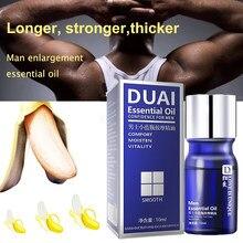 Pene crecimiento espesante Hombre miembro grande ampliación líquido pene erección mejorar hombres salud ampliar masaje la ampliación aceites