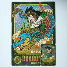 15 шт./компл. супер Dragon Ball-Z тучи героев карточной Гоку игровая коллекция карт подарок шлема dunkmaster набор