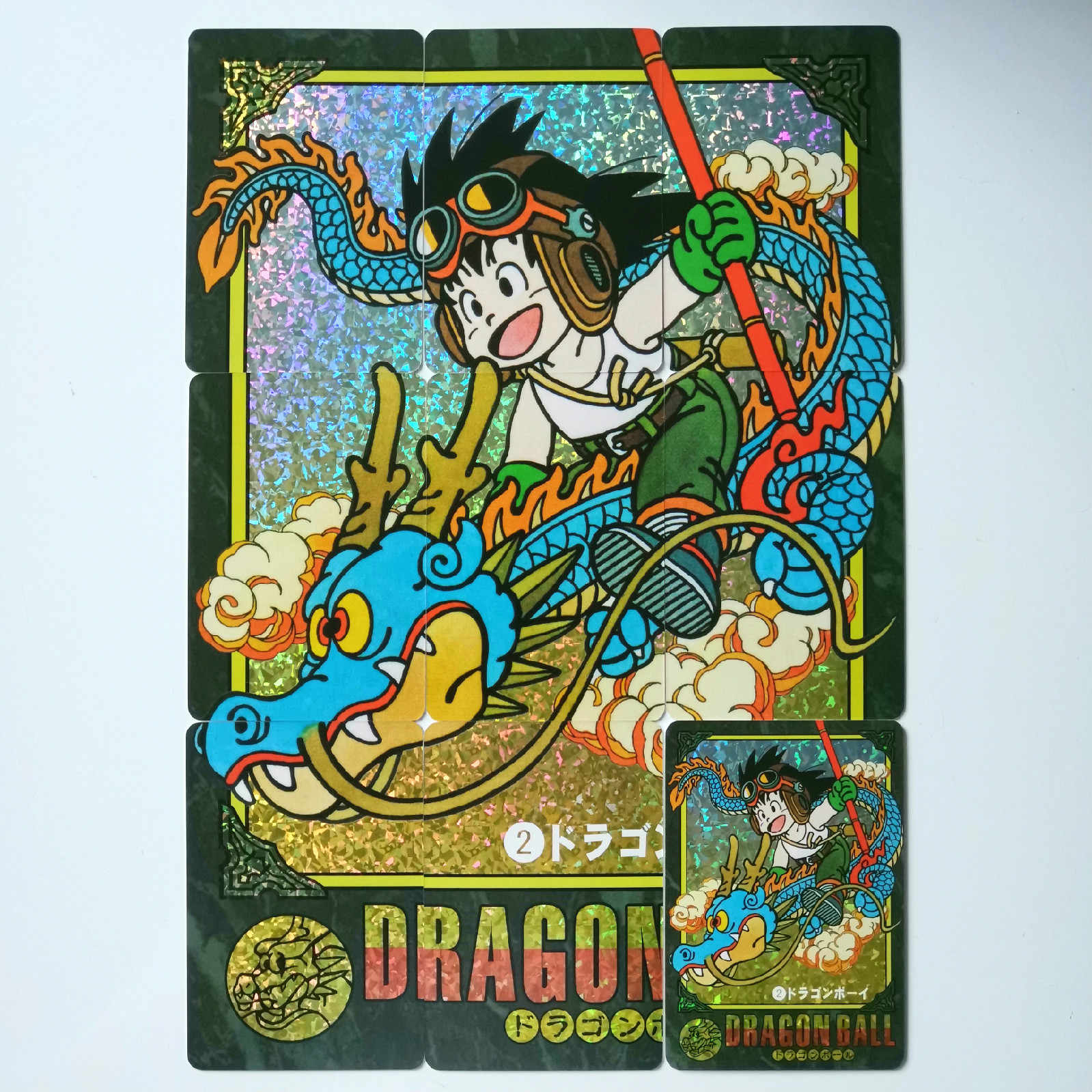 15pcs/set Super Dragon Ball Z Storm Clouds Heroes Battle Card Goku Game Collection Cards Gift Slam Dunk Master Set