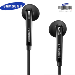 Image 2 - Samsung Earphone EO EG920 Wired with Black Storage Box 3.5mm plug In ear Gaming Headsets Support Galaxy S8 S8P S9 S9P smartphone