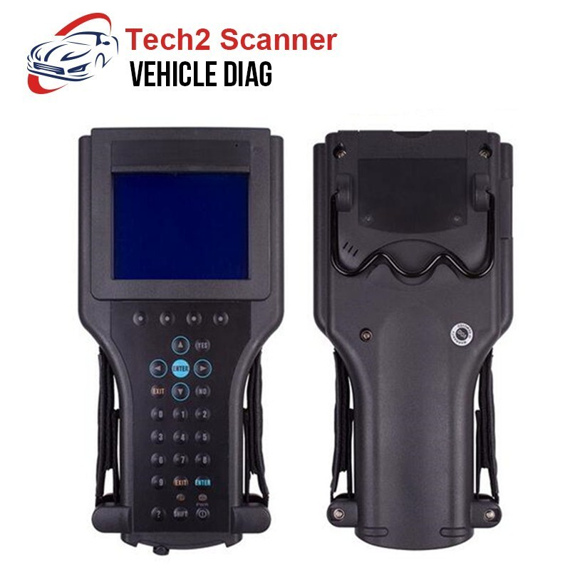 For GM Tech 2 OBD2 Scanner For GM Scanner Candi/VCI/Main Cable/Unit For GM/SAAB/OPEL/SUZUKI/Holden/ISUZU Auto Diagnostic Tool
