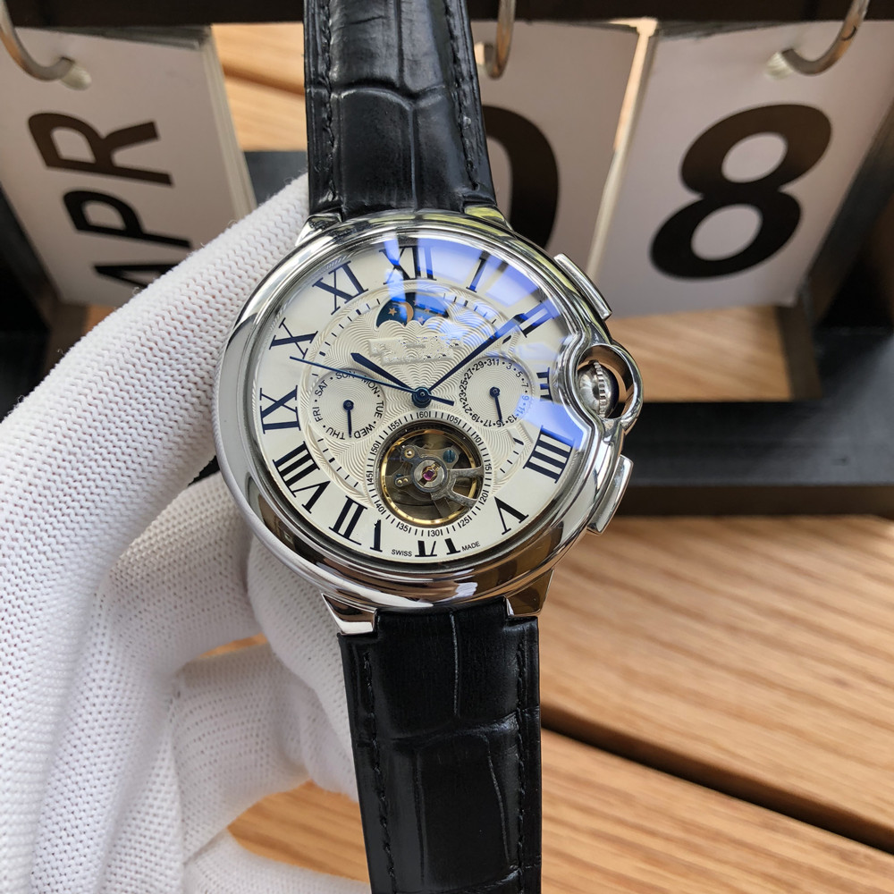 Men\'s watches top brand luxury AAA quality Automatic mechanical sport watch retro watch