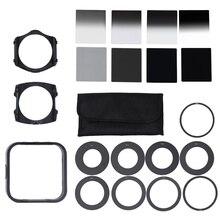 Универсальный набор фильтров Andoer нейтральной плотности ND2 4 8 16 для объектива камеры Cokin P SLR DSLR