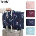 2021 нейлоновые складные дорожные сумки унисекс, вместительная сумка для багажа, женские водонепроницаемые сумки, мужские дорожные сумки, ор...