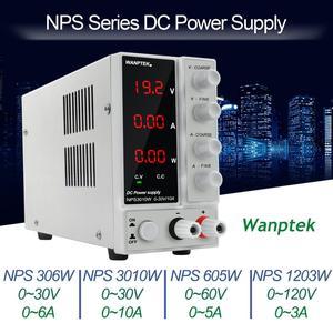 NPS3010W Labor Netzteil 30V10A Strom Regler Schalter Netzteil Einstellbar Spannung Regler Bank Quelle Digital