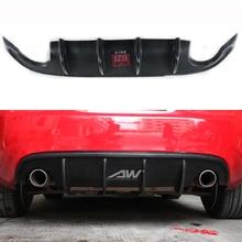 MX5-NC CAR REAR BUMPER LIP SPOILER AUTO DIFFUSER COVER FIT FOR MZADA MX-5 2009 2010 2011 2012 2013 2014 2015