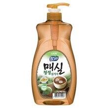 Средство для мытья посуды «Chamgreen. Японский абрикос» CJ Lion, 960 мл