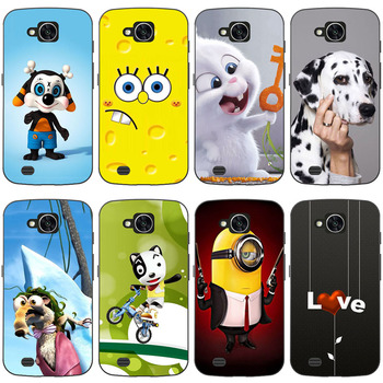 Case for LG X Venture / X Calibur / V9 H700 Case Silicone Soft TPU Cover Case Cover 3d Printing Cover for LG V9 Phone Coque image