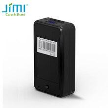 Jimi at4 gps tracker with10000mah bateria forte ímã monitoramento de voz através da plataforma app 2g gms gps localizador para veículo bicicleta