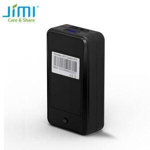 Image 1 - Jimi at4 gps tracker with10000mah bateria forte ímã monitoramento de voz através da plataforma app 2g gms gps localizador para veículo bicicleta