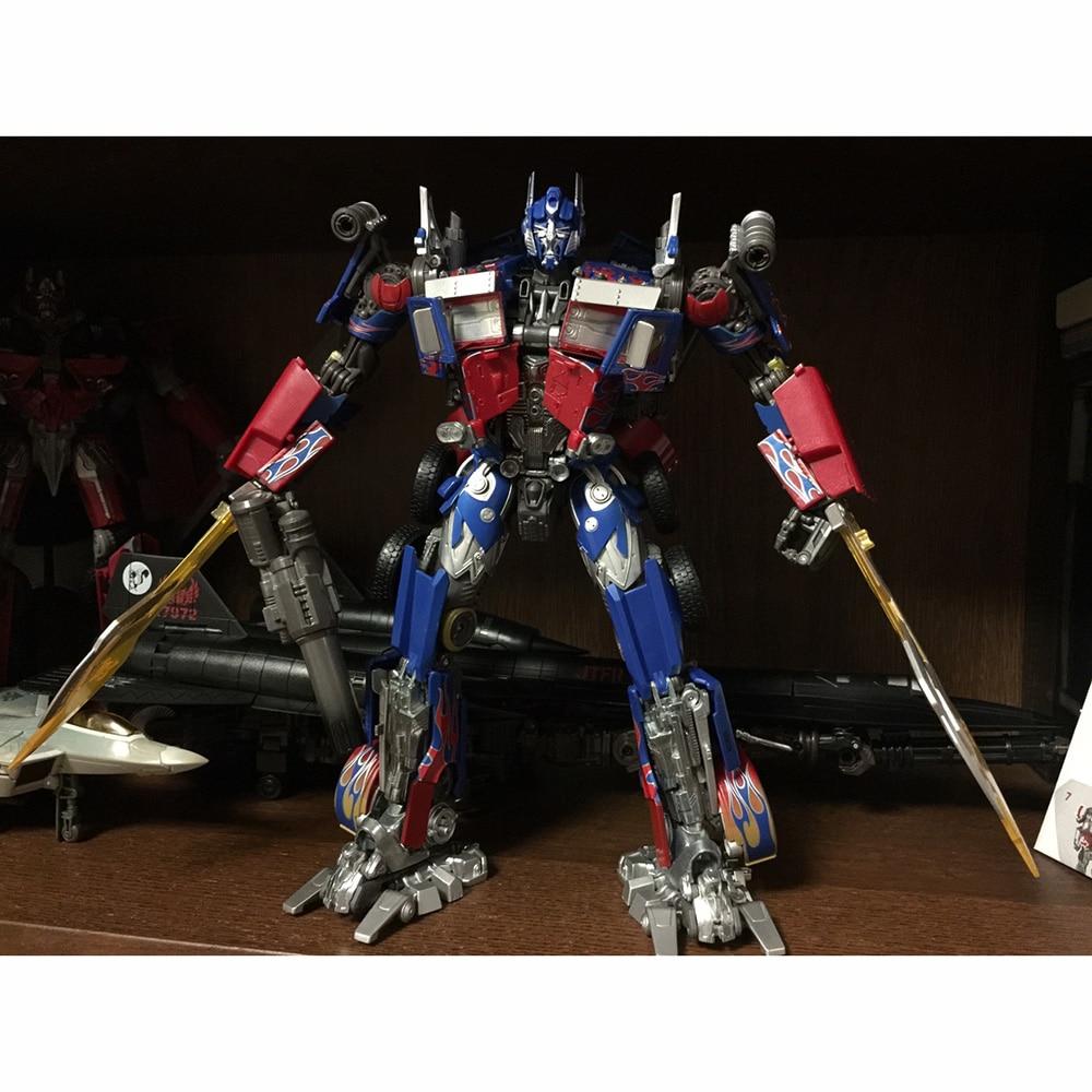 Takara Tomy transformateurs Robots film L MPM-4 MP Optimus Prime déformation figurine jouet à collectionner - 2