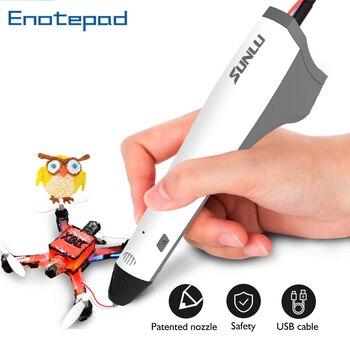 Filamento PLA PCL 3D de 1,75mm pen1.75 mm para impresora 3D, bolígrafo Foreo, recarga de impresión, accesorios originales, bolígrafo scribble