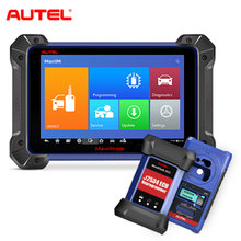 Autel IM608 XP400 ключ программист автомобильный диагностический инструмент MaxiFlash ECU программист все системы OBDII диагностический сканер OBD2 сканер