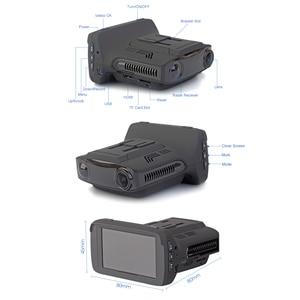 Image 5 - Ambarella A7LA50 3 Trong 1 Định Vị Gps Ô Đầu Ghi Hình Camera Chống Radar Xe Ô Tô Đầu Báo Dash Cam Ghi 1296 P Speedcam HD 1080 P Strelka
