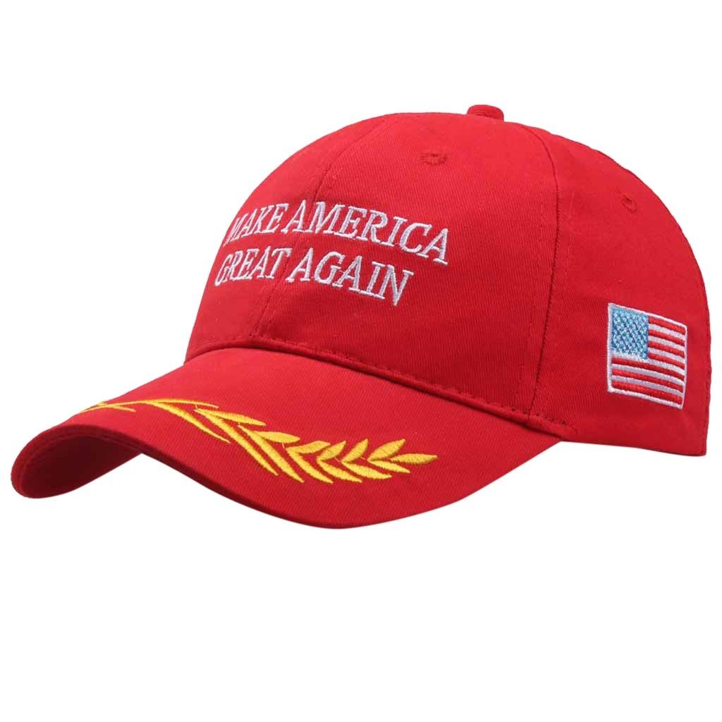 American Election Make America Great Again Hat Adjustable Baseball Unisex Hat Make America Great Again Letter Print Hat#T2 4
