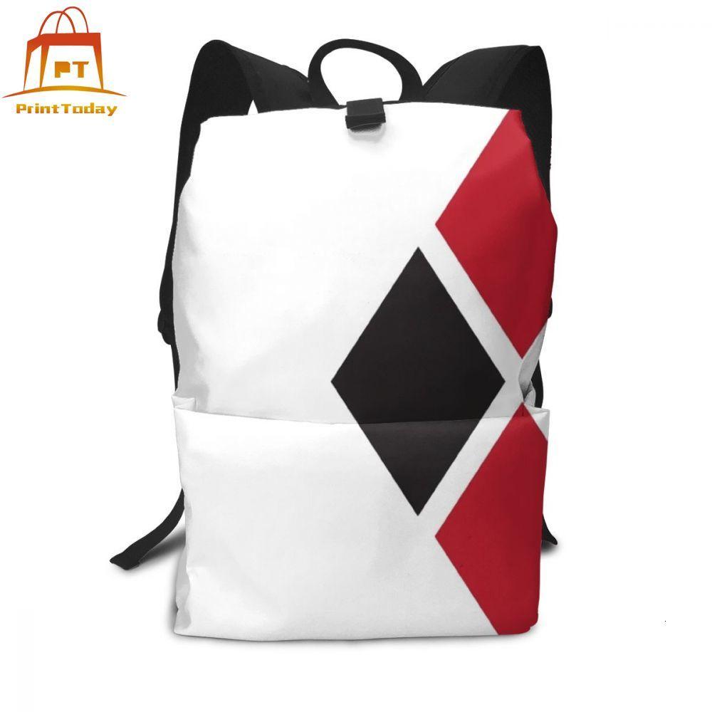 Harley Quinn Backpack Harley Quinn Backpacks Multi Purpose Teenage Bag High Quality Men - Women Trending Bags