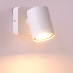 Lampy ścienne LED 90 ° składane 350 ° obrót 6W miękkie światła sprawiają  że dobre środowisko do czytania nadaje się do różnych scen