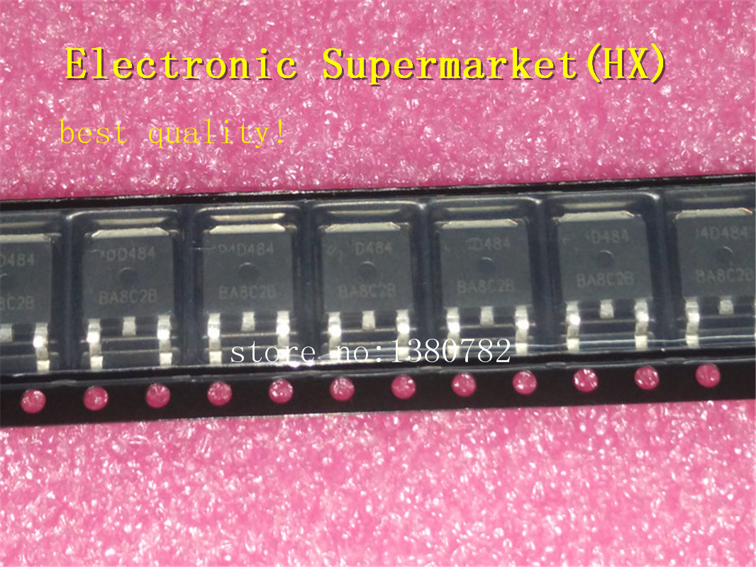 100% New Original 50pcs/lots AOD484  484 TO252 IC In Stock!