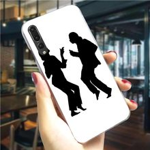 Pulp Fiction Hard Cover for Huawei Mate 20 Pro Phone Case for P20 P30 Lite P Smart 2018 Z Mate 10 20 Pro P9 P10Back Skin(China)