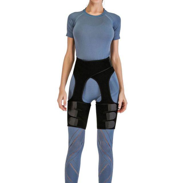 Fitness Waist Sweat Band Yoga Belly Abdomen Stovepipe Belt Fat Burning Body Shape Waist Belt Hip Belts 1