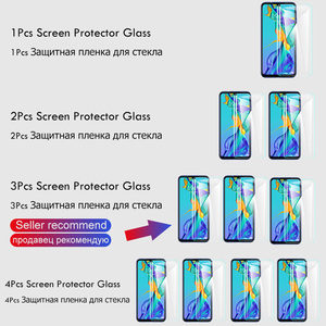 Image 2 - Full Cover Tempered Glass For Huawei P40 P30 Lite P20 Pro P Smart 2019 Screen Protector Protective Glass For Huawei Mate 30 20