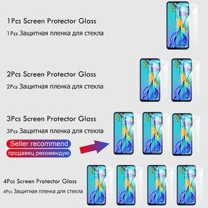 Image 2 - Tam kapak temperli cam için Huawei P40 P30 Lite P20 Pro P akıllı 2019 ekran koruyucu koruyucu cam için Huawei mate 30 20
