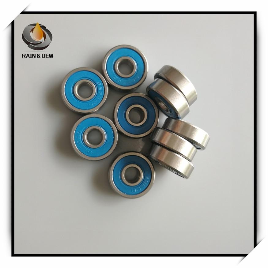 High Quality S 625 2RS CB 5x16x5 Mm ABEC-7 Ceramic Bearing  Stainless Steel Hybrid Ceramic Ball Bearing ABEC7