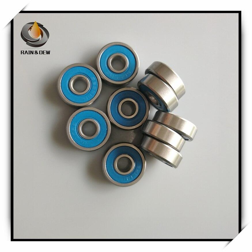 QTY 1 S625-2RS Hybrid Ceramic Ball Bearing Bearings ABEC-7 625-2RS 5x16x5 mm