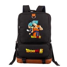 Dragon Ball Z Backpack Women Harajuku Bag Mochila Travel Laptop Backpacks School Bags for Teenage Girls Zipper Sac A Dos Bag