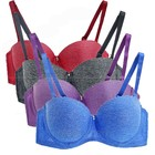 Sexy Bras 1/2 Cup Se...