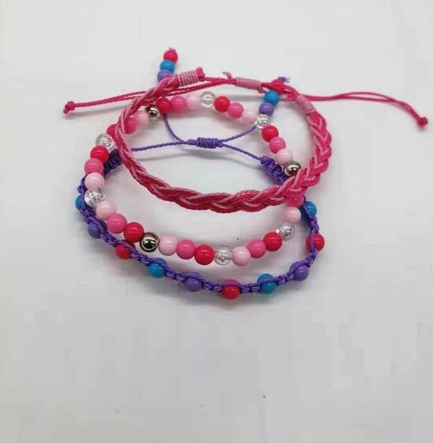 Rope Beads Stone Bracelets