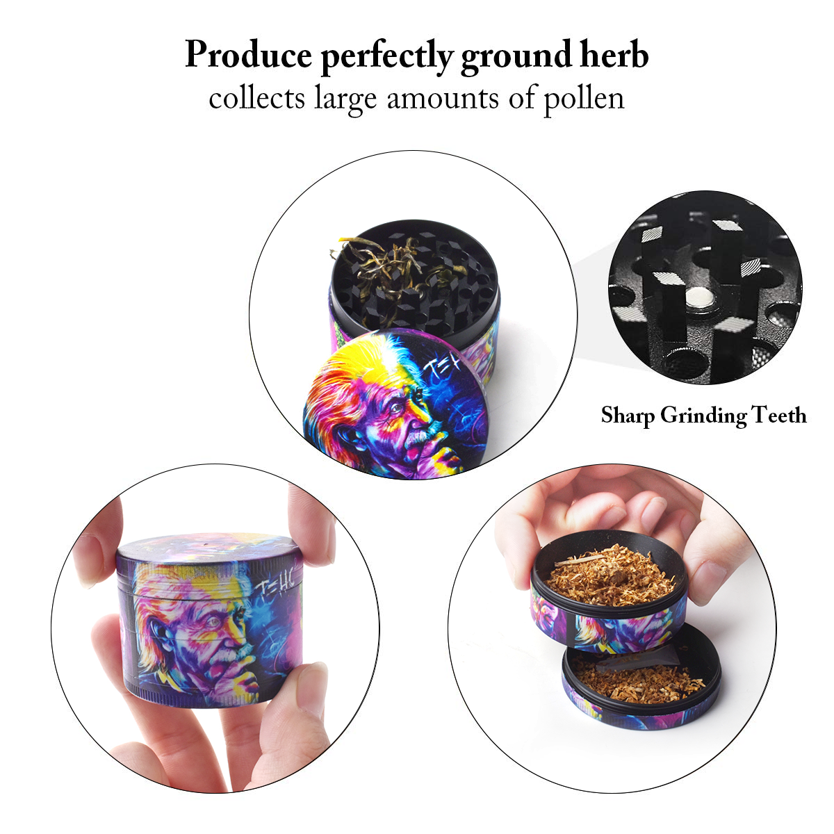 Rolling Tray Weed Grinder Set with Magnetic Lid 18X14cm Rolling Papers Tobacco Grinders Metal Trays Kit Smoking Accessories 5