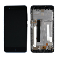 High quality For ZTE Blade A510 LCD Screen Display + Touch Screen Digitizer Assembly touch screen digitizer screen touchdisplay digitizer -