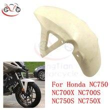 واقي للرذاذ من الطين موديل Honda NC700 NC750 NC 700 750 X S NC750X NC750S واقي للإطار الأمامي للدراجات النارية من الطين