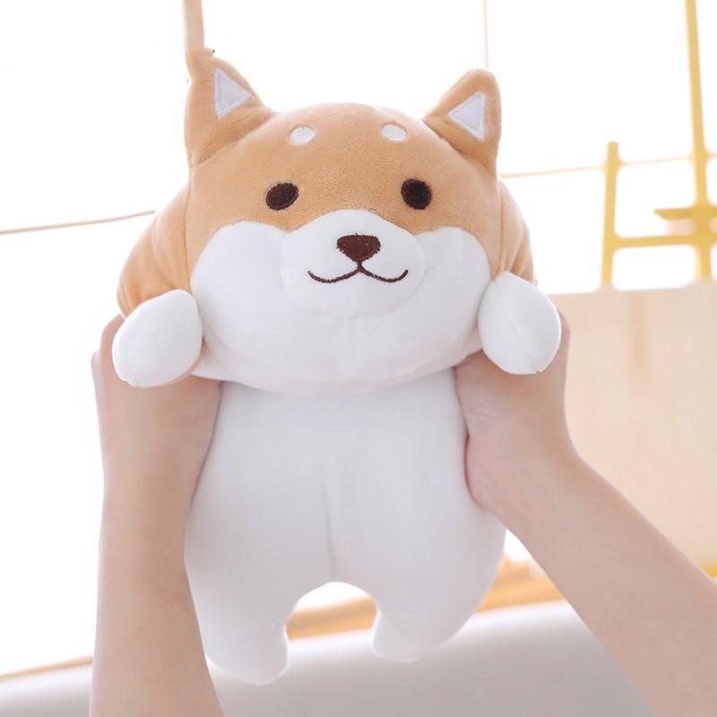 Kawaii Shiba Inu Plush Toy 2