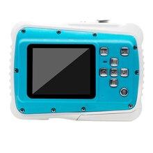Wtdc-8266 высококачественный 2,0 дюймовый дисплей Cmos камера пикселей Рождественский милый подарок Детская Водонепроницаемая камера
