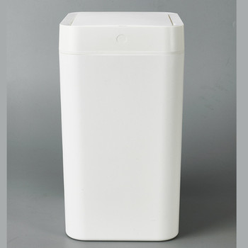 New 8L Charging Automatic Touchless Automatic Smart Infrared Motion Sensor Rubbish Waste Bin Kitchen Trash Can 110-240V