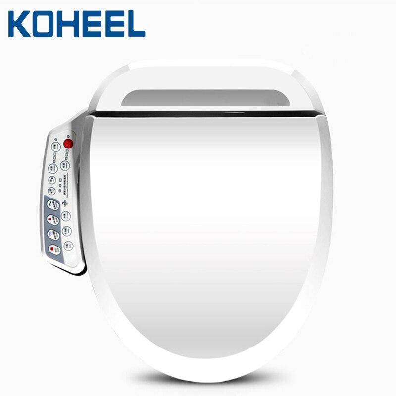 Kotalon Smart siège de toilette électrique Bidet couverture Smart Bidet chauffé propre sec Massage siège de toilette pour enfant femme le vieux