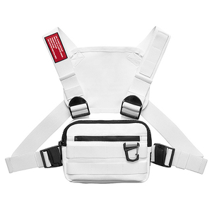 ASRV Chest Rig Men Bag Casual Function Outdoor Style Chest Bag Small Vest Bags Streetwear for Male Waist Bags(China)