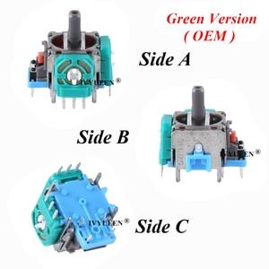 Image 4 - IVYUEEN 3D Analog Joystick Sensor Module Potentiometer & Thumb Stick for Sony PlayStation 4 PS4 Pro Slim Controller Repair Parts