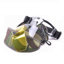 Tactical-Goggles Safety-Glasses Military Protective Paintball Airsoft Army Windproof