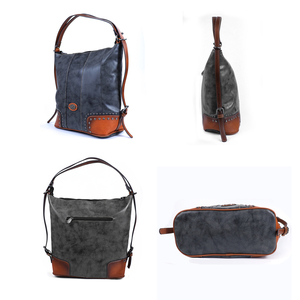 Image 3 - 2019 Female Vintage Luxury Genuine Leather Bags for Women Large Capacity Women Tote Bags Big Shoulder Bag Purses and Handbags