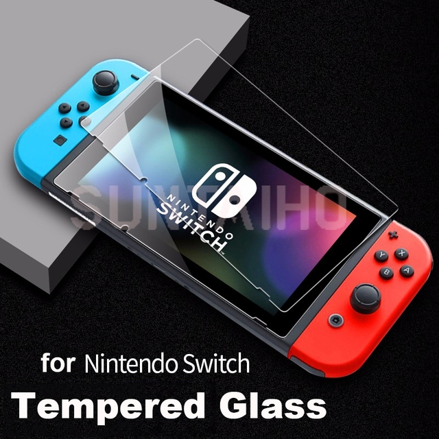 3Pack Protective Glass for Nintend Switch Tempered Glass Screen Protector for Nintendos Switch NS Glass Accessories Screen Film 6