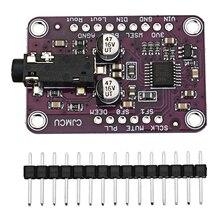 DAC Module CJMCU-1334 UDA1334A I2S DAC Audio Stereo Decoder Module Board For Arduino 3.3V – 5V
