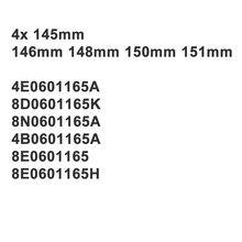 4x145 мм 146 мм 148 мм 150 мм 151 мм авто колеса Кепки 4E0601165A 8D0601165K 8N0601165A 4B0601165A 8E0601165 8E0601165H