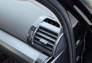 Image 5 - Center Konsole Klimaanlage Vent Dekoration Links Ringht für Toyota 4 Runner 2010 2020 Auto Innen Zubehör Rot Aufkleber