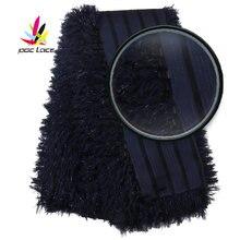 Тюль жаккардовое кружево африканская французская кружевная ткань