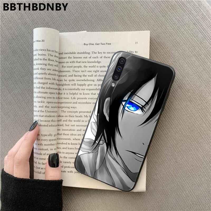 Für Samsung a50 Noragami anime DIY telefon Fall für Samsung Hinweis 3 4 5 7 8 9 10 pro A7 2018 A10 A40 A50 A70 J7 2018