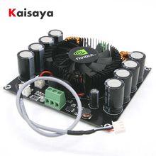 XH-M257 tda8954th 420 w classe de alta potência ad amp amplificador dupla ac 24 v mono placa amplificador áudio digital B3-004
